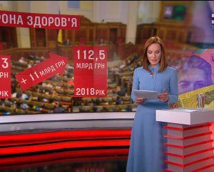 Владимир Гройсман презентовал проект государственного бюджета на следующий год
