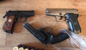 В Киеве разоблачили группу умельцев, наладивших оружейный бизнес