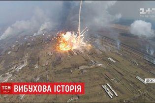 Пожежа у Новоянисолі поповнила список вибухів на українських складах цього року