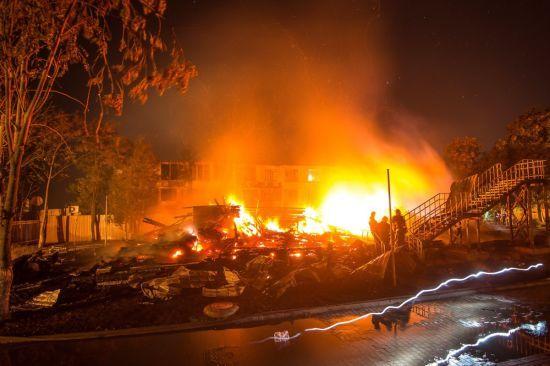 Правоохоронці відкрили третє провадження після кривавої пожежі у дитячому таборі в Одесі