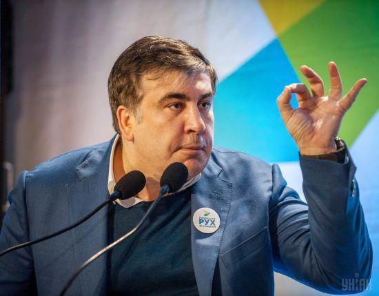 Саакашвілі не створює проблем для зовнішньої політики України - Клімкін