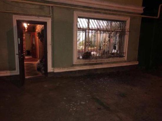 В Одесі в приватному будинку пролунав вибух