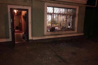 В Одессе в частном доме прогремел взрыв