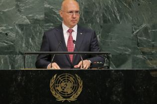 Премьер Молдовы в ООН потребовал вывести российские войска из Приднестровья