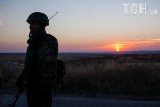 Після диверсійної вилазки бойовики кинули на полі бою пораненого. Хроніка АТО