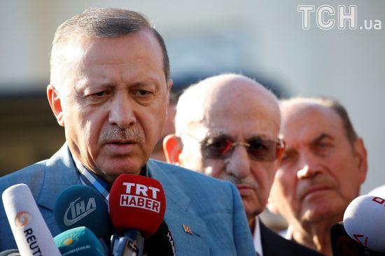 Ердоган обіцяє відкрити посольство Туреччини у палестинському Східному Єрусалимі