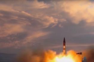 Іран випробував нову балістичну ракету, яка здатна нести кілька боєголовок