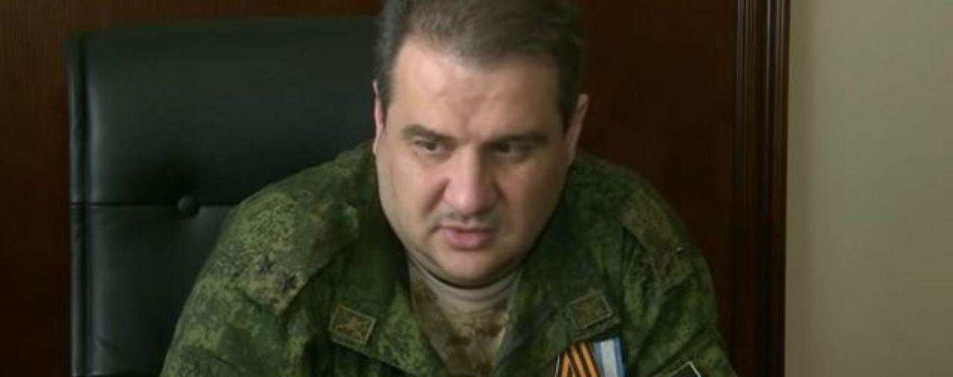 За підрив машини «міністра ДНР» затримали двох екс-бойовиків «ЛНР»