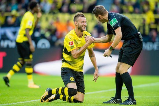 Німецькі уболівальники визнали Ярмоленка найкращим новачком Бундесліги