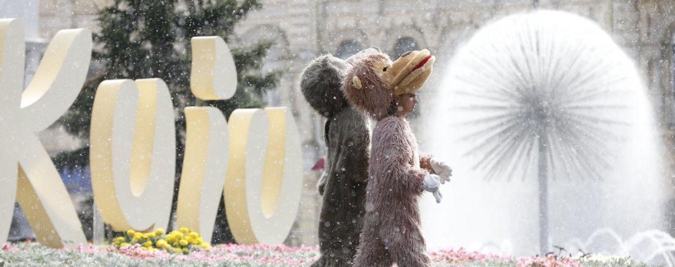 Холодный циклон покинет Украину. Прогноз погоды на 14-20 мая