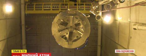 Для ТСН провели эксклюзивную экскурсию новым хранилищем ядерного топлива в Чернобыле