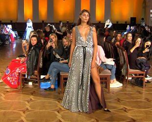 Самые яркие показы Украинской недели моды