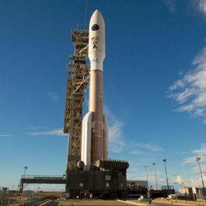 США запустили секретный спутник-разведчик