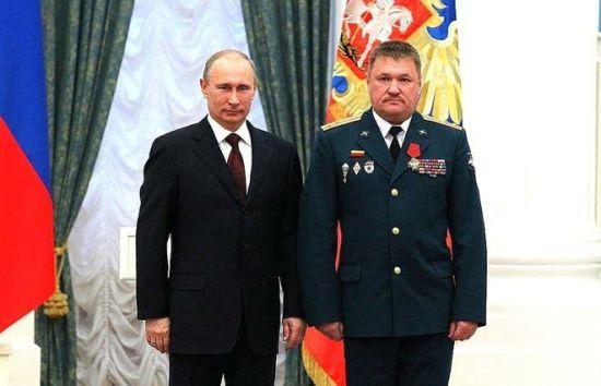 Міноборони РФ офіційно підтвердило загибель російського генерала у Сирії