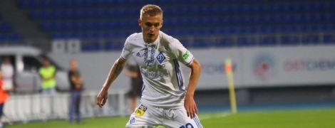 Динамовец Буяльский забил супергол 9-го тура Премьер-лиги