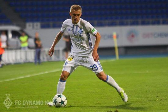 Динамівець Буяльський забив супергол 9-го туру Прем'єр-ліги