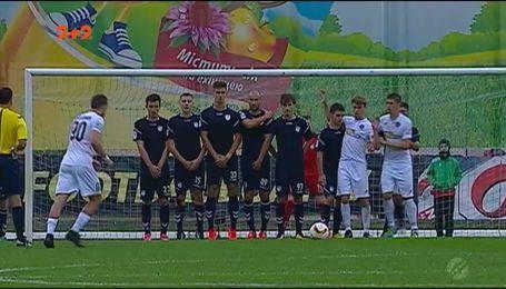 Сталь - Олимпик - 1:1. Видео матча