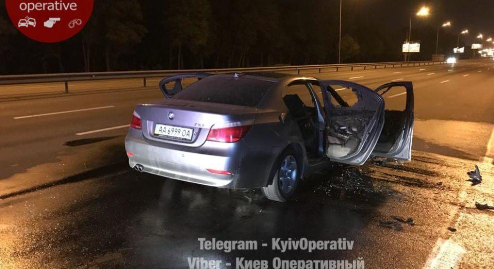 Стали відомі подробиці смертельної ДТП на Столичному шосе у Києві