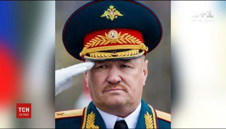 У Сирії вбили російського генерала, який воював на Донбасі