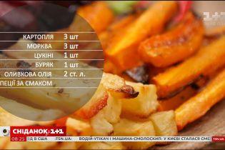 Соуси для печених овочів - рецепти Сенічкіна