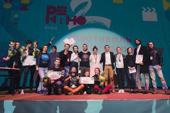 """П'ять переможців, 1 гран-прі та понад 9500 гостей – у Києві відбувся фестиваль """"Де кіно. Епізод 2"""""""