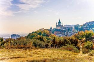 Замкова гора в Києві отримала новий юридичний статус