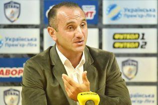 """Головний тренер """"Сталі"""" подав у відставку: свою роботу оцінюю незадовільно"""
