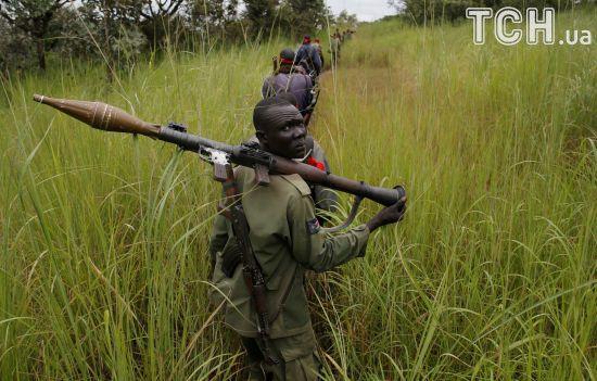 Amnesty International повідомила про незаконне постачання української зброї до Південного Судану