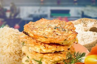 Рисові котлети: смачно, швидко і всього за 15 хвилин