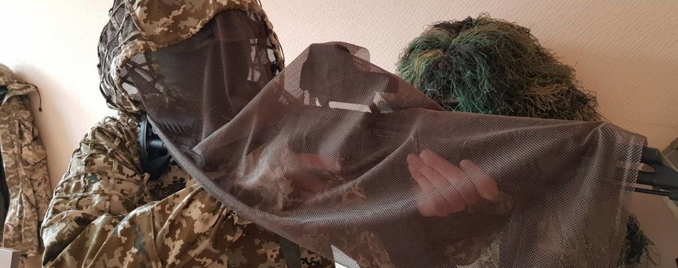 Российские снайперы начали масштабную охоту на украинских офицеров в зоне АТО