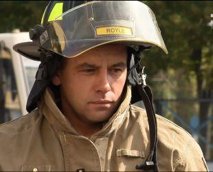 Украинские пожарные получили противопожарное оборудование от канадских коллег