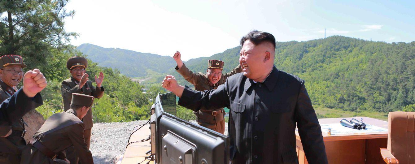 У КНДР закотили бенкет з приводу запуску нової балістичної ракети