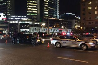 На місце аварії з урядовим Mercedes в Москві прибули високопоставлені чиновники - ЗМІ