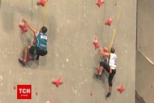Спайдермени існують: видовищні змагання зі швидкісного скалолазання відбулися в Шотландії