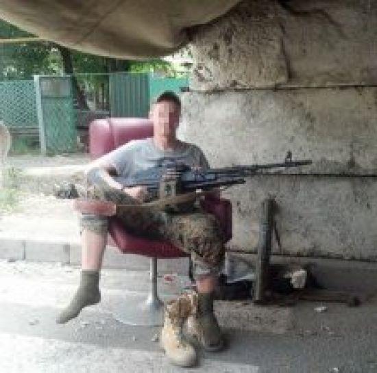 СБУ затримала бойовика, який штурмував Донецькій аеропорт і захоплював Дебальцеве