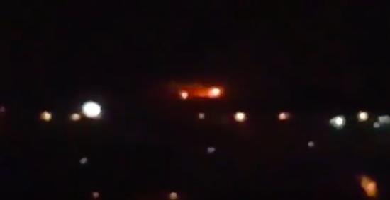 У Мережі з'явилося відео вибухів під Калинівкою на Вінниччині
