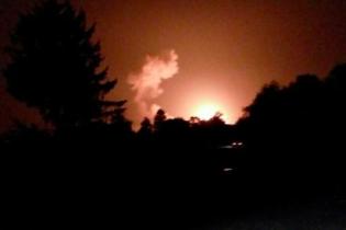 Вибухи на Вінничині: у Генштабі кажуть про відсутність постраждалих, журналісти повідомляють про двох поранених