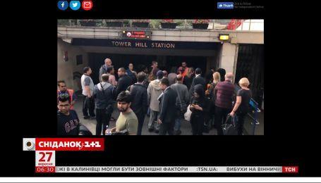 У поїзді лондонського метро вибухнув зарядний пристрій для мобільного телефона