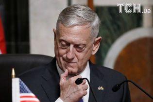 Керівник Пентагону назвав Росію загрозою, що зростає
