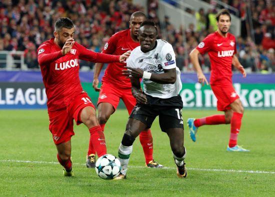 """Футболісти """"Ліверпуля"""" стали жертвами расизму з боку російських фанатів"""