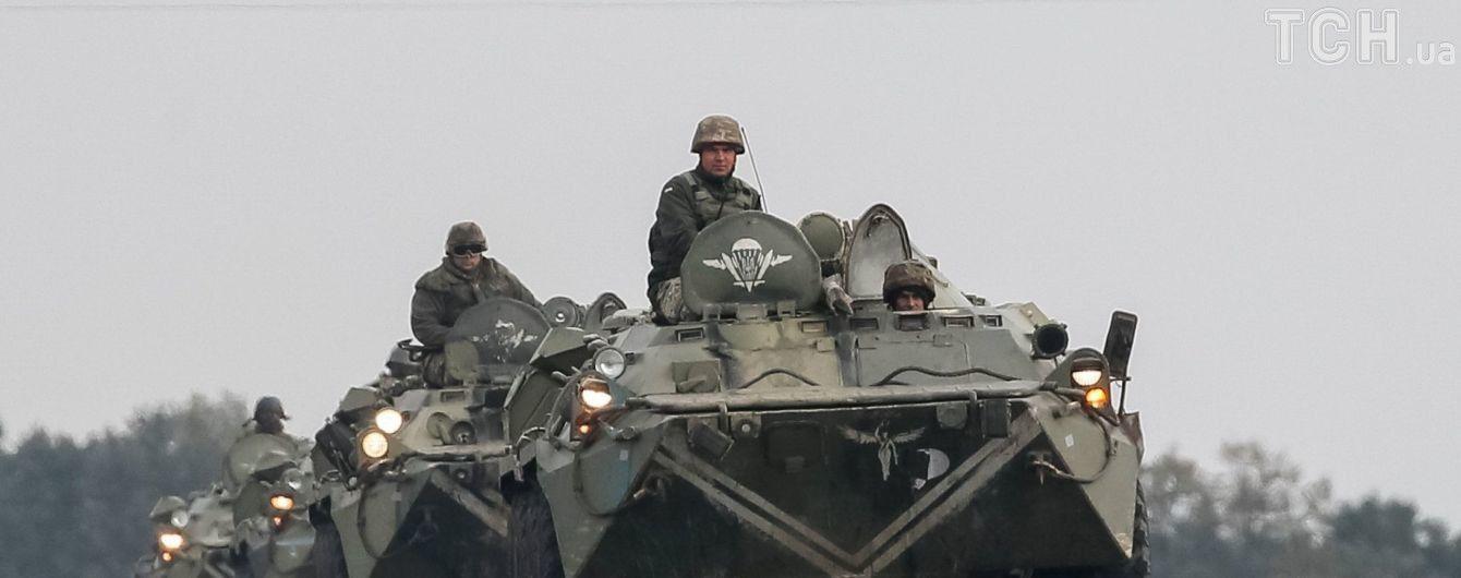 ТСН розгорнула свою студію у Калинівці, де вибухають військові склади