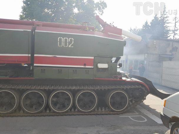 70% боєприпасів на складах у Калинівці залишились неушкодженими