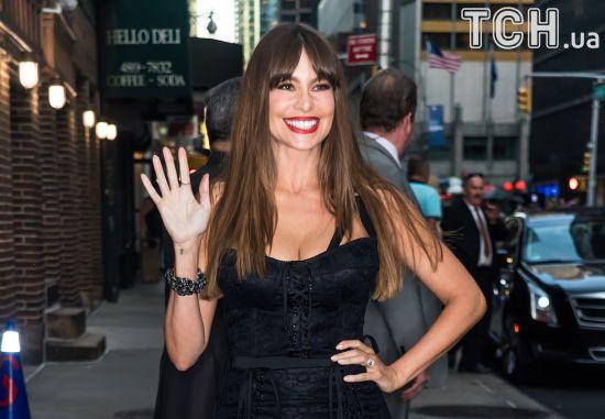 Колумбійська акторка вшосте очолила рейтинг найбільш високооплачуваних зірок телебачення