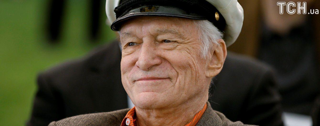 СМИ обнародовали еще одну причину смерти легендарного Хью Хефнера