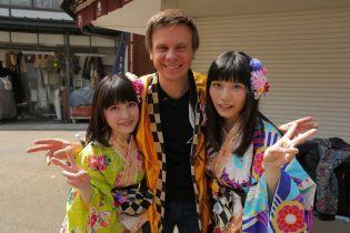 """""""Мир наизнанку. Япония"""": работницы """"индустрии для взрослых"""" дали интервью Комарову"""