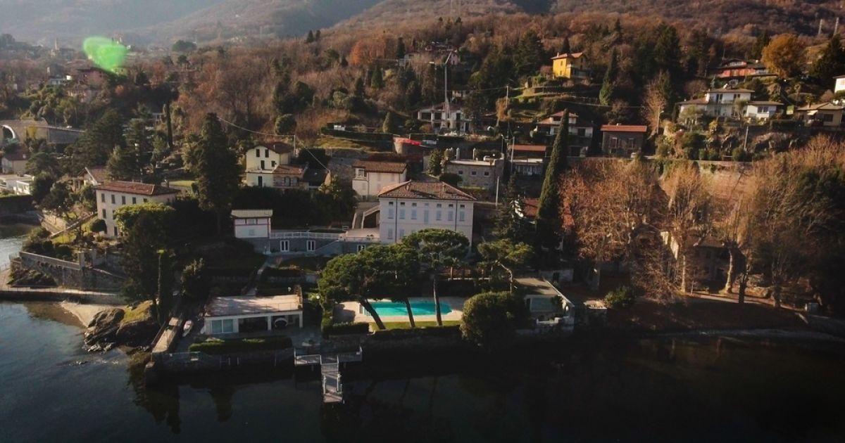 Вілла в Італії
