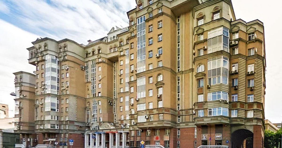 Будинок в Москві