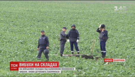 Взрывы на складах боеприпасов повредили 80% домов в Павловке