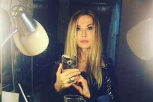 51-річна Ольга Сумська показала обличчя без макіяжу