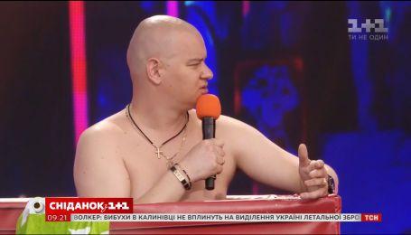 """Євген Кошовий розповів про зйомки нового """"Вечірнього кварталу"""""""